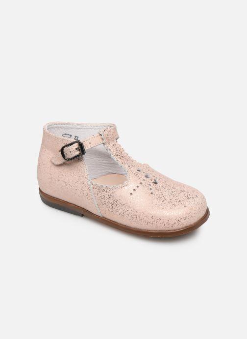 Stiefeletten & Boots Little Mary Floriane beige detaillierte ansicht/modell