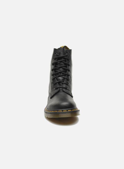 Stiefeletten & Boots Dr. Martens Pascal W schwarz schuhe getragen