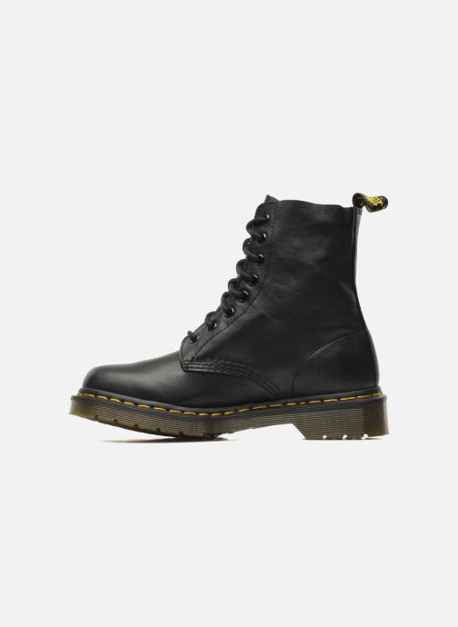 Stiefeletten & Boots Dr. Martens Pascal W schwarz ansicht von vorne
