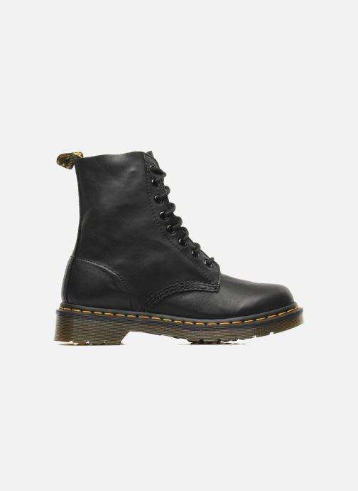 Boots en enkellaarsjes DR. Martens Pascal W Zwart achterkant