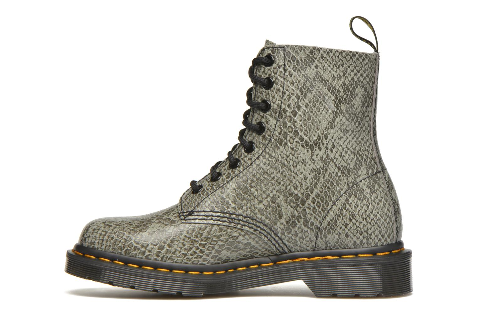 Ankle boots DR. Martens Pascal W Grey front view