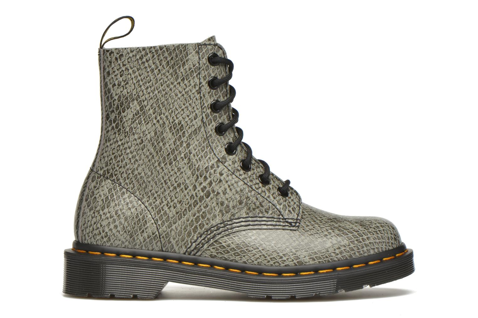 Ankle boots DR. Martens Pascal W Grey back view