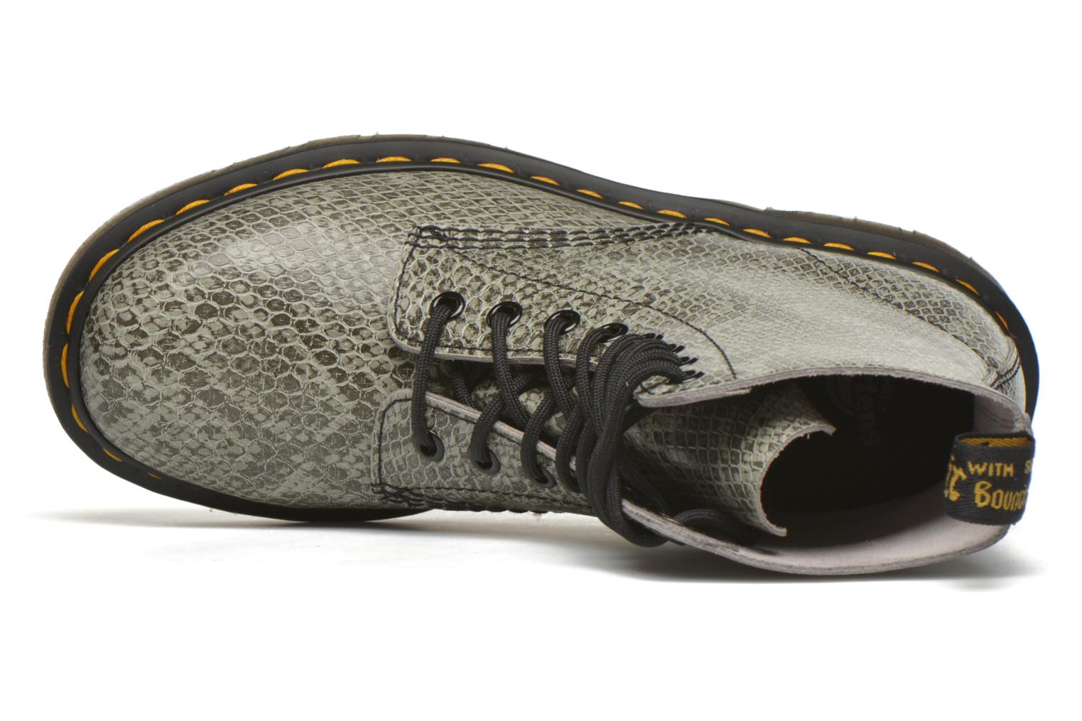 Ankle boots DR. Martens Pascal W Grey view from the left