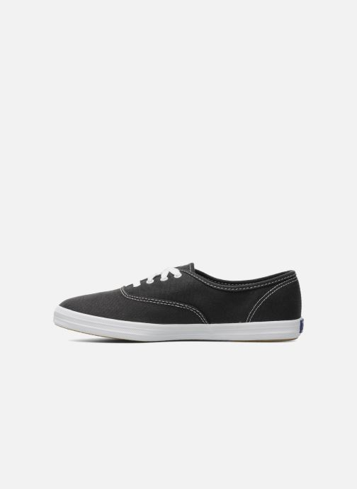 Baskets Keds Champion Canvas Bleu vue face
