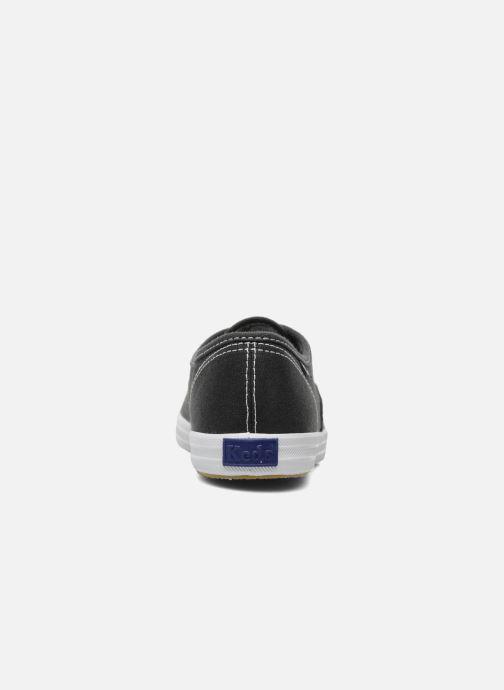 Sneaker Keds Champion Canvas blau ansicht von rechts