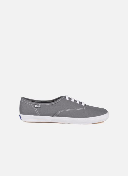 Baskets Keds Champion Canvas Gris vue derrière