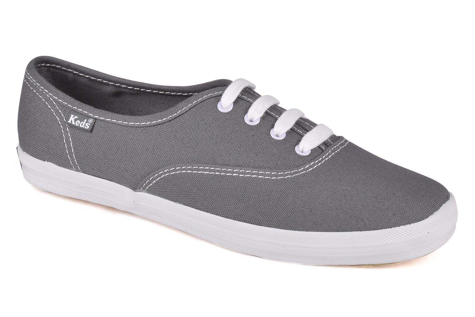 Sneakers Keds Champion Canvas Grijs detail