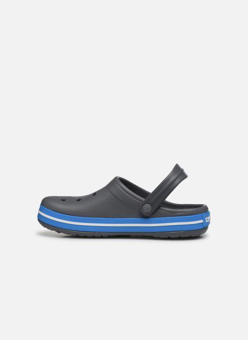 Sandali e scarpe aperte Crocs Crocband M Grigio immagine frontale