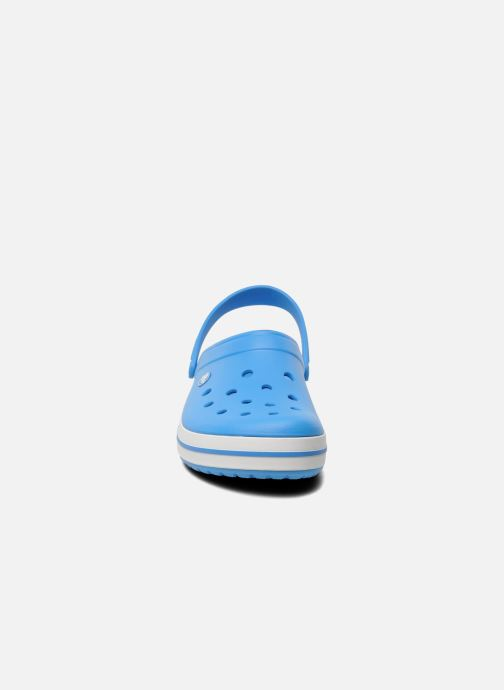 Sandals Crocs Crocband M Blue model view