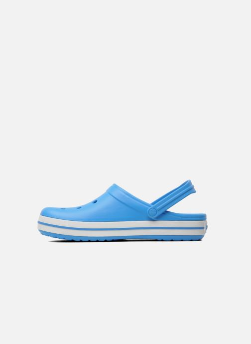 Sandals Crocs Crocband M Blue front view