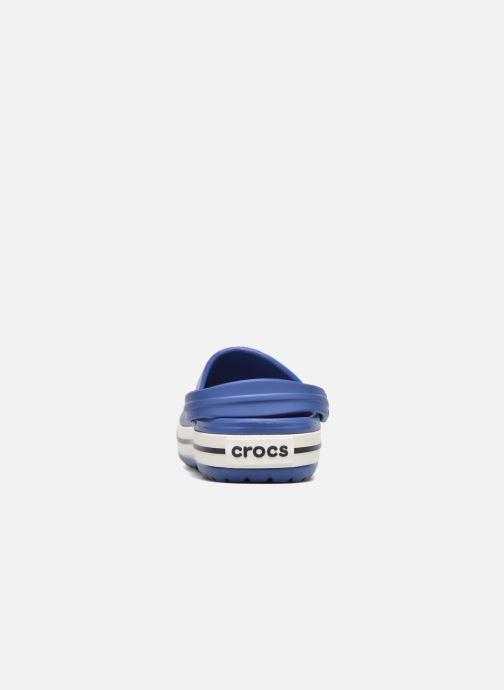 Sandali e scarpe aperte Crocs Crocband M Azzurro immagine destra