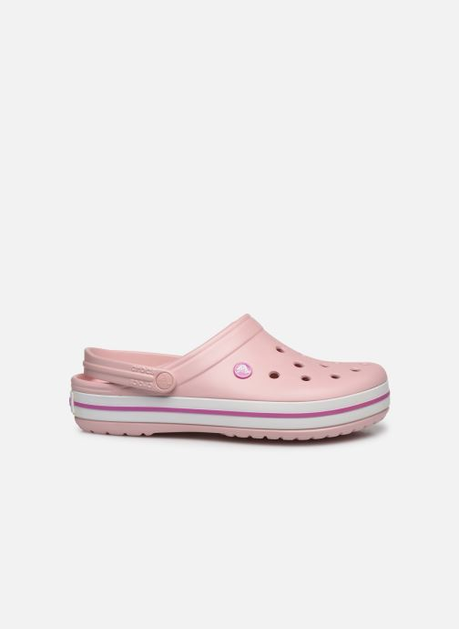Sandals Crocs Crocband M Pink back view