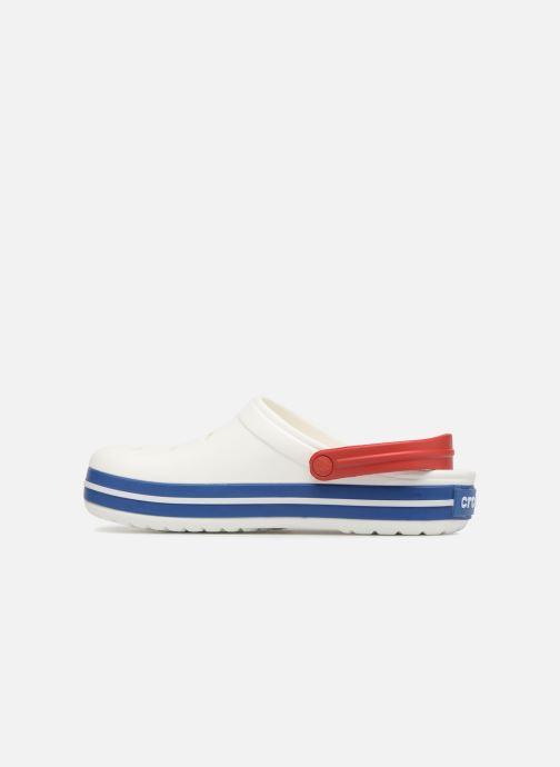 Sandalen Crocs Crocband M Wit voorkant