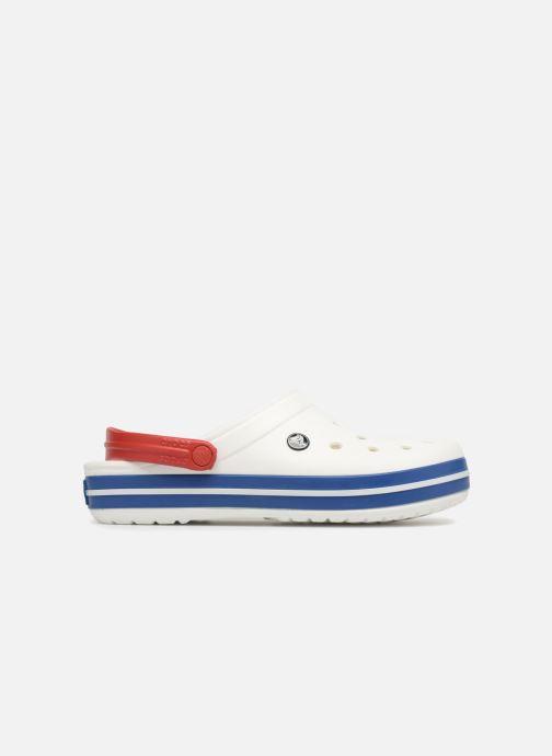 Sandalen Crocs Crocband M Wit achterkant