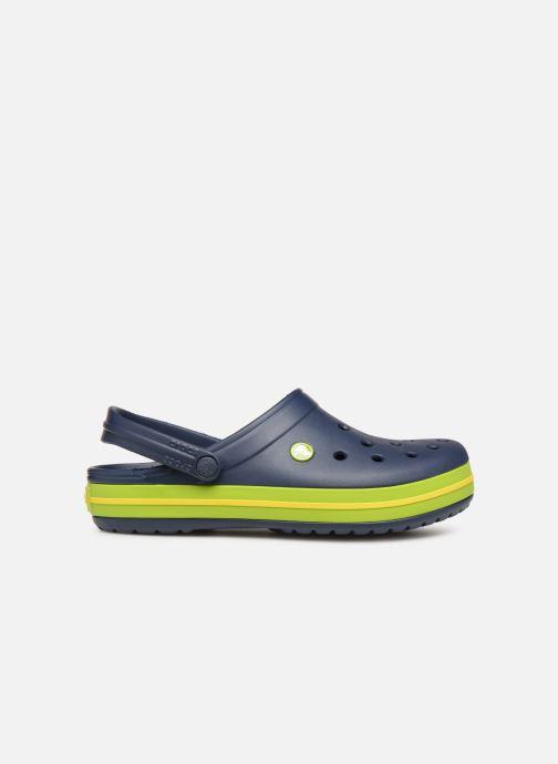 Crocband volt Green Et lemon M Crocs pieds Navy Sandales Nu 6gymIfvYb7