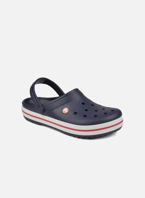 Sandals Crocs Crocband M Blue detailed view/ Pair view