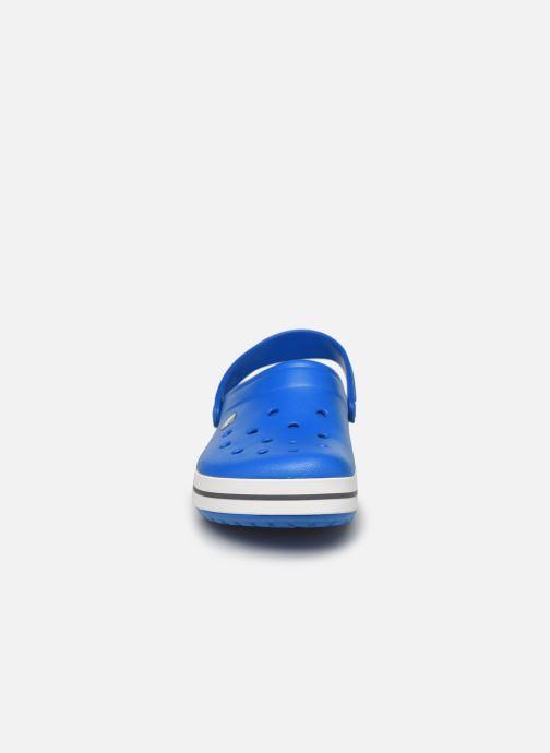 Crocs Crocband M (Bleu) Sandales et nu pieds chez Sarenza