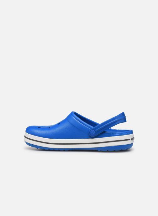 Sandalen Crocs Crocband M blau ansicht von vorne