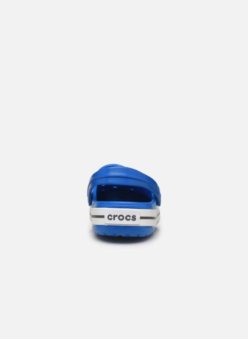 Sandales et nu-pieds Crocs Crocband M Bleu vue droite