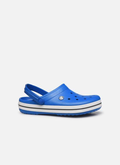 Sandalias Crocs Crocband M Azul vistra trasera