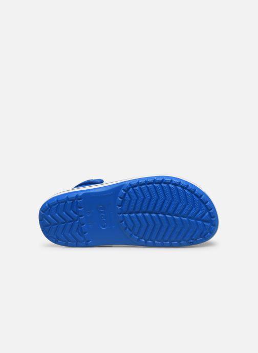 Sandalias Crocs Crocband M Azul vista de arriba