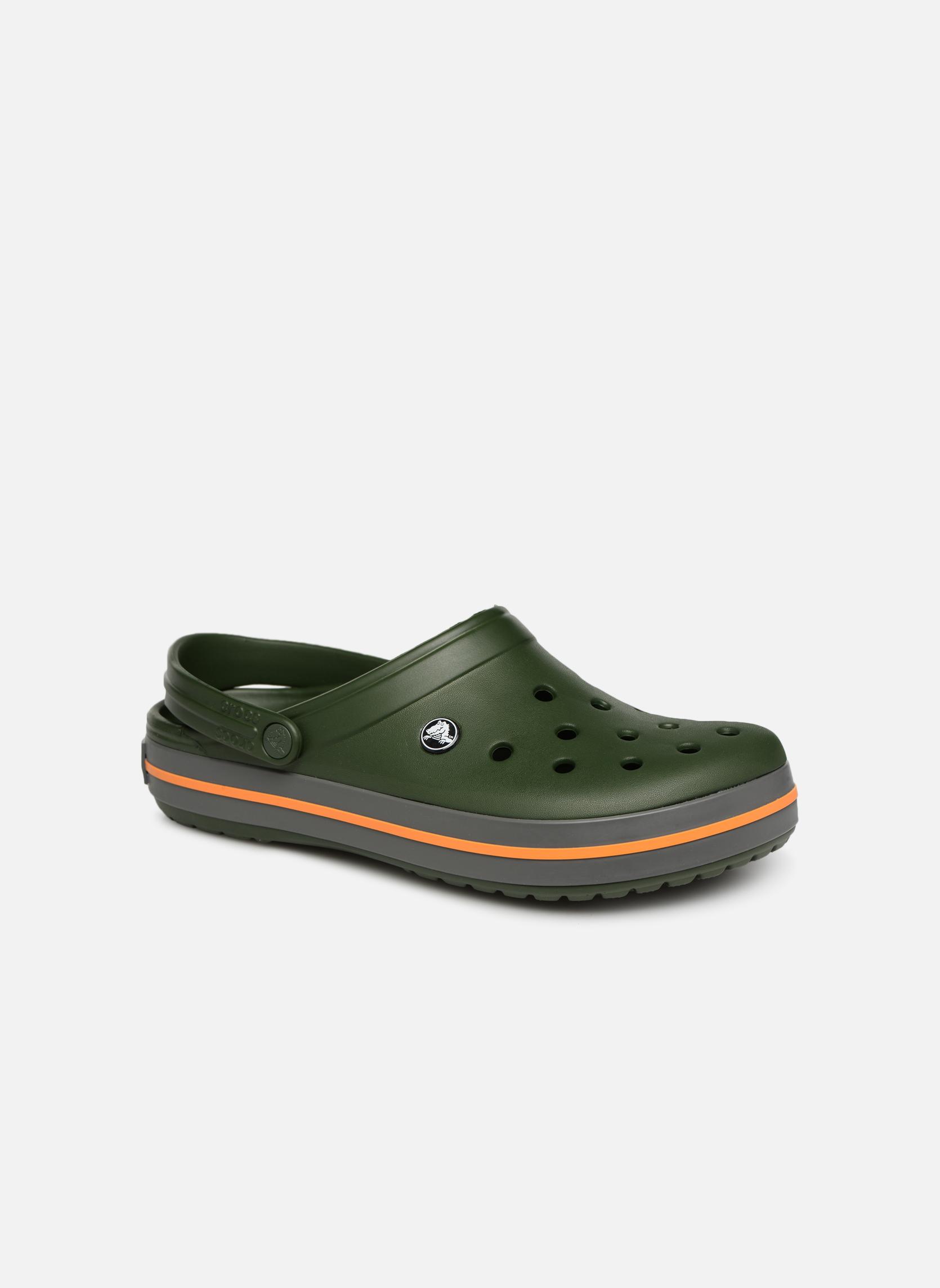 Crocs Crocband M (Verde) - Sandali e scarpe aperte chez Sarenza (343011) 8664568479d