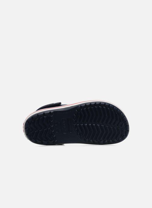 Zoccoli Crocs Crocband W Azzurro immagine dall'alto