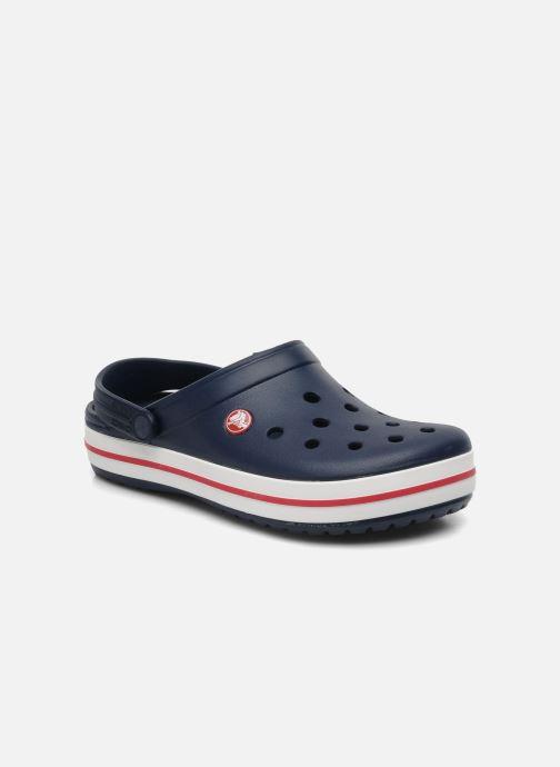 Wedges Crocs Crocband W Blauw detail