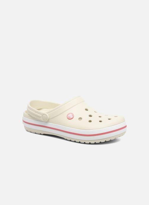 Clogs & Pantoletten Crocs Crocband W beige detaillierte ansicht/modell
