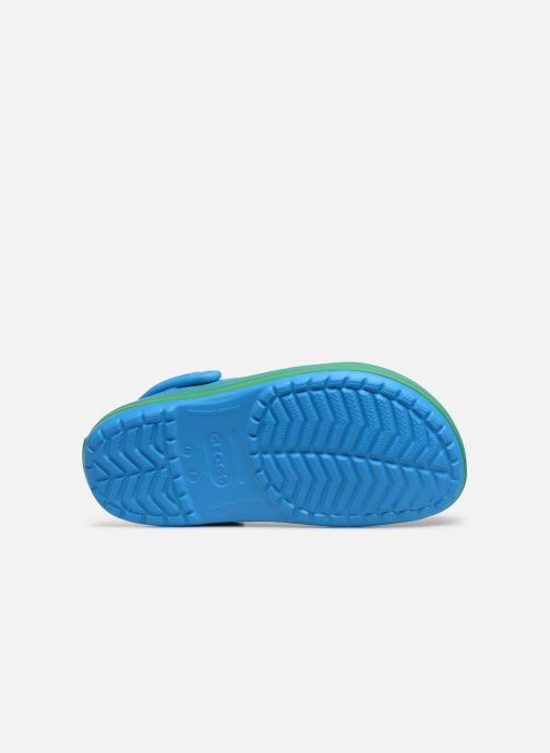 Clogs og træsko Crocs Crocband W Blå se foroven
