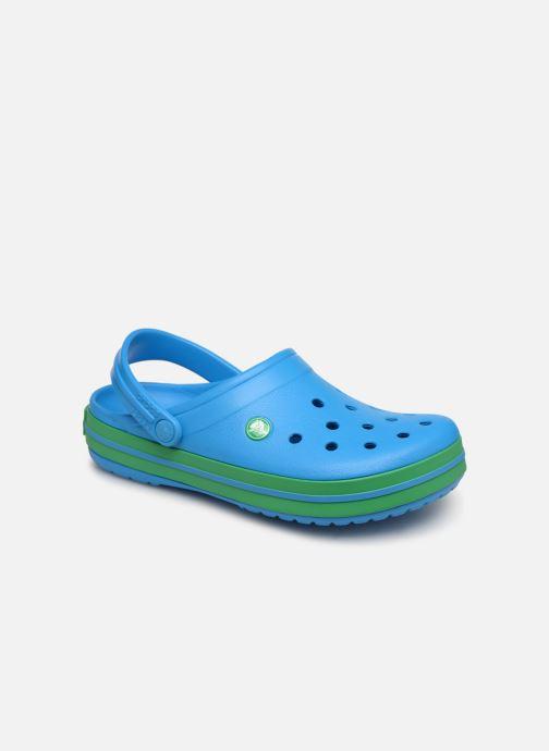 Clogs og træsko Crocs Crocband W Blå detaljeret billede af skoene