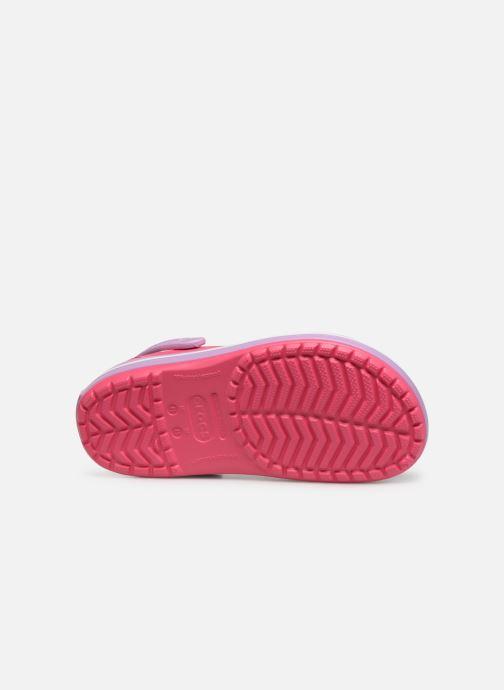 Pink Crocband iris Crocs W Paradise tHvvwqT