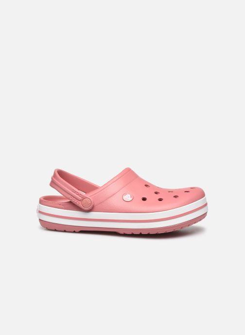 Zoccoli Crocs Crocband W Rosa immagine posteriore