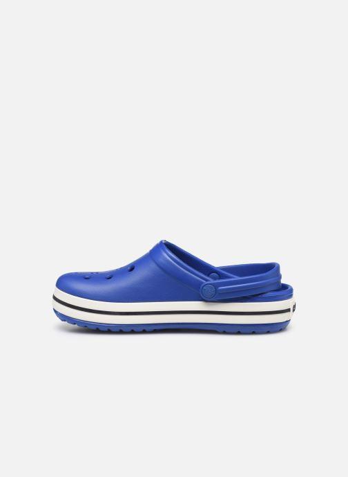 Zoccoli Crocs Crocband W Azzurro immagine frontale