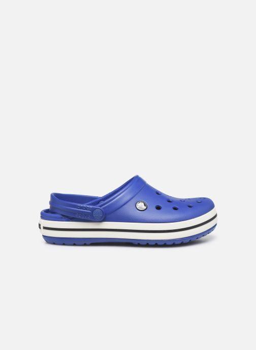 Zoccoli Crocs Crocband W Azzurro immagine posteriore
