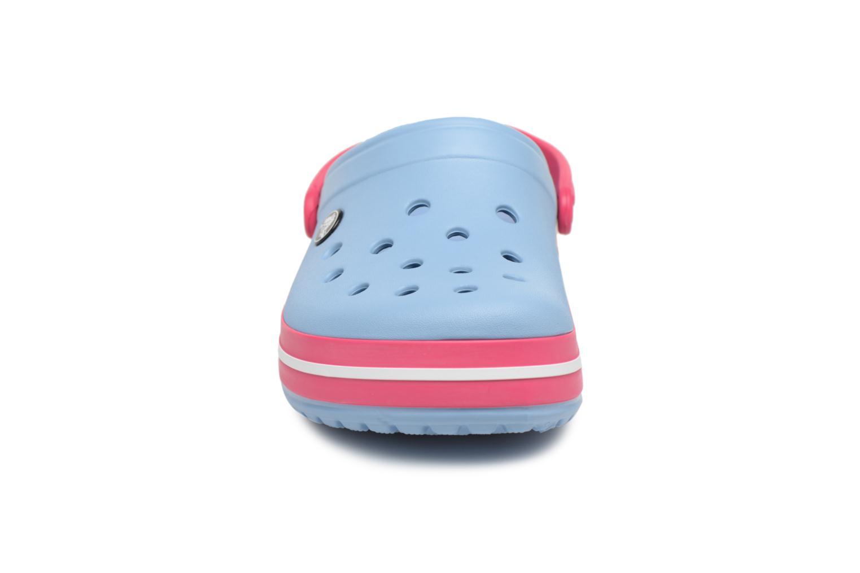 Mules & clogs Crocs Crocband W Blue model view