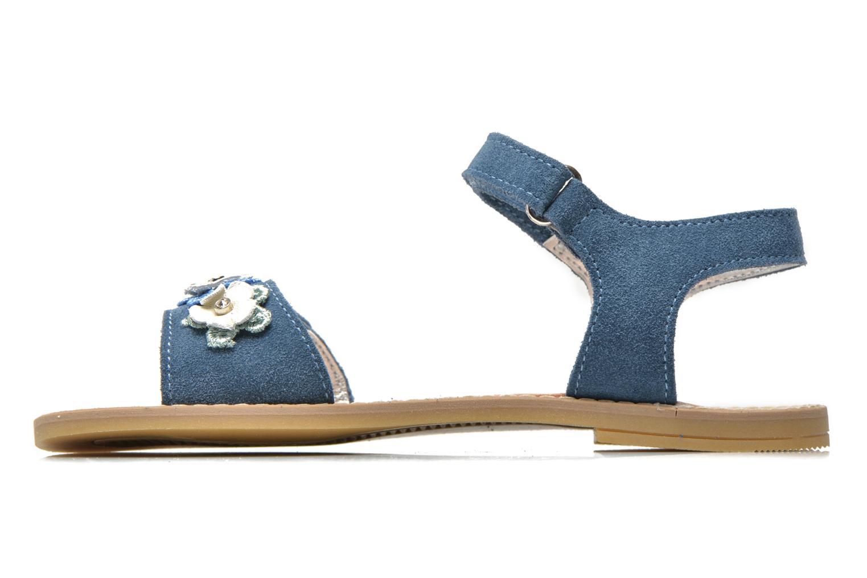 Sandales et nu-pieds Primigi Violetta Bleu vue face