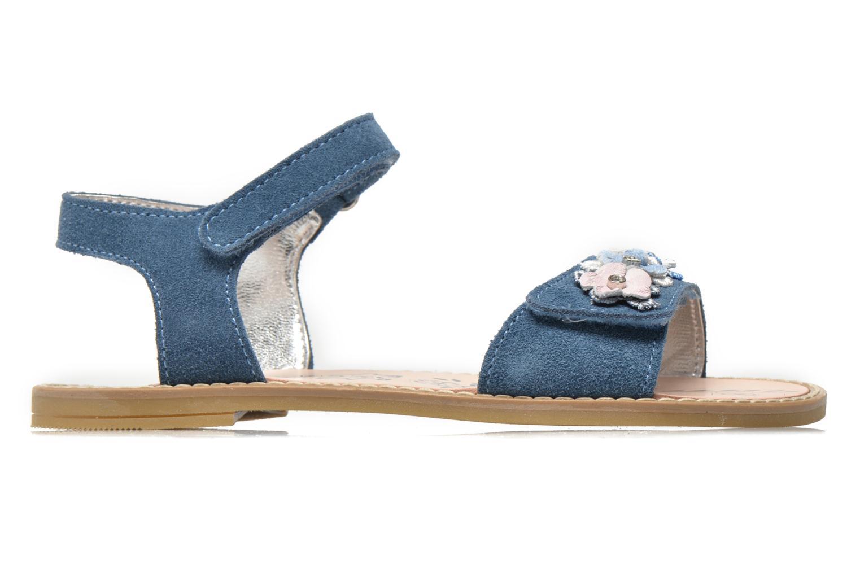Sandales et nu-pieds Primigi Violetta Bleu vue derrière