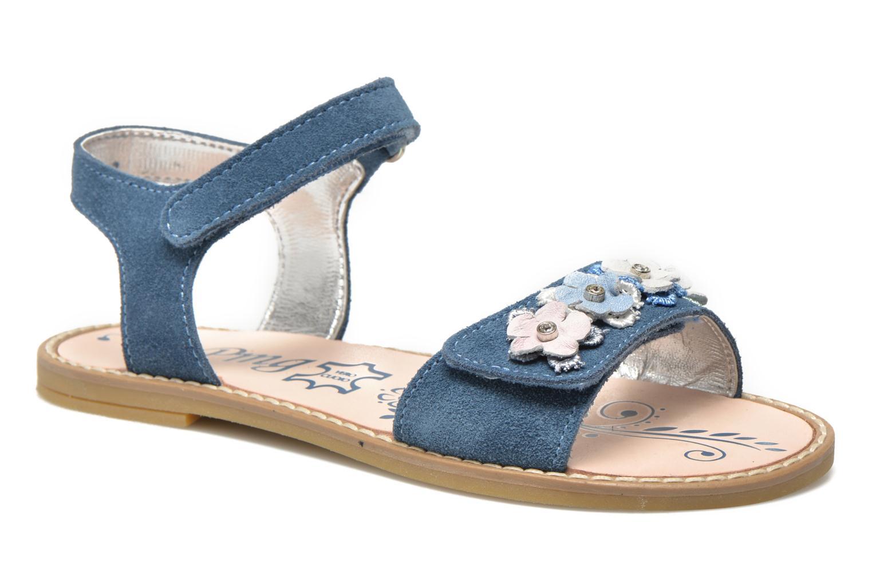 Sandales et nu-pieds Primigi Violetta Bleu vue détail/paire