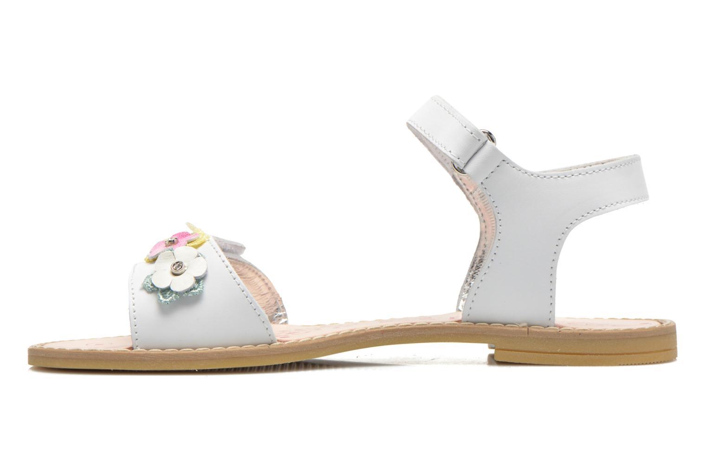 Sandales et nu-pieds Primigi Violetta Blanc vue face