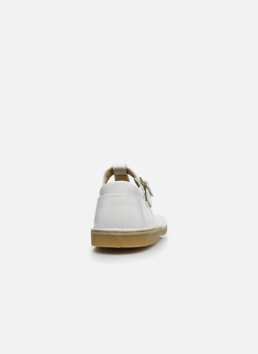 Ballet pumps Start Rite Lottie III White view from the right