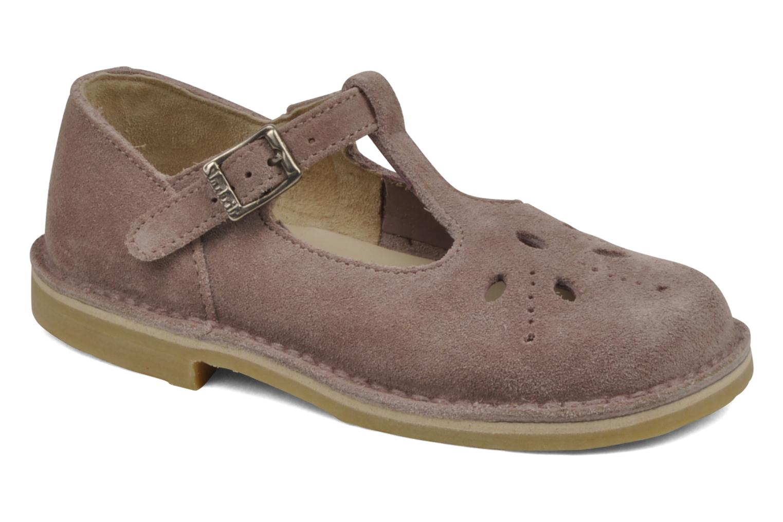 Ballerines Start Rite Lottie Rose vue détail/paire