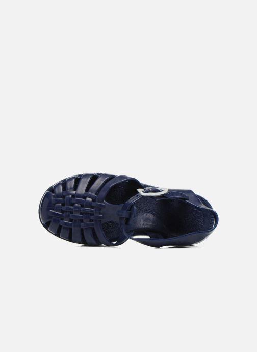 Sportschoenen Méduse Sun 201 Blauw links