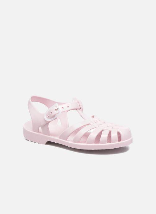 Sportssko Méduse Sun 201 Pink detaljeret billede af skoene
