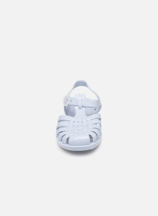 Scarpe sportive Méduse Sun 201 Grigio modello indossato