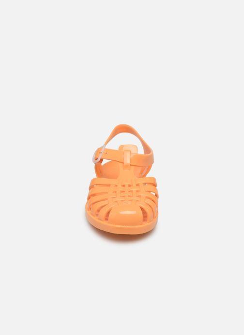Chaussures de sport Méduse Sun 201 Orange vue portées chaussures