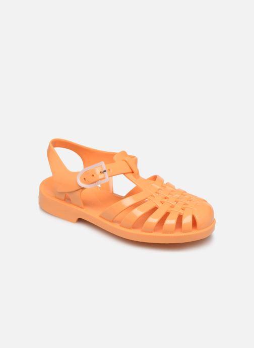 Sport shoes Méduse Sun 201 Orange detailed view/ Pair view