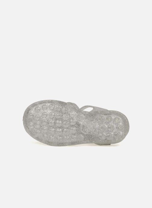 Sport shoes Méduse Sun 201 Silver view from above