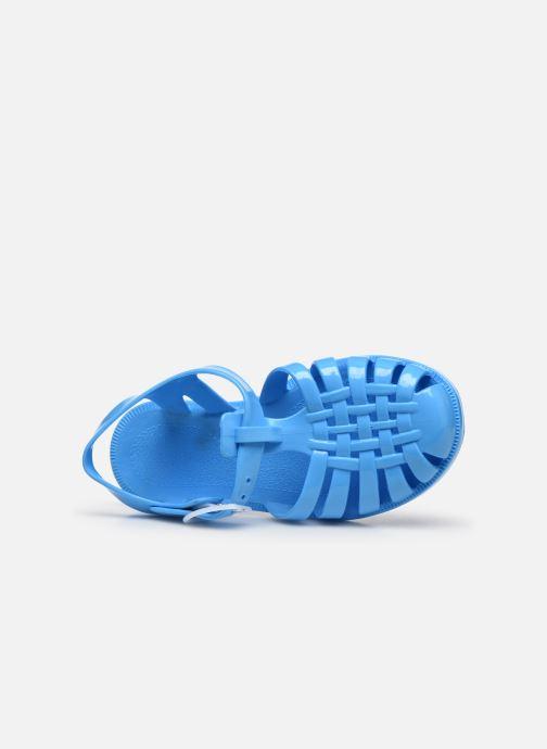 Zapatillas de deporte Méduse Sun 201 Azul vista lateral izquierda