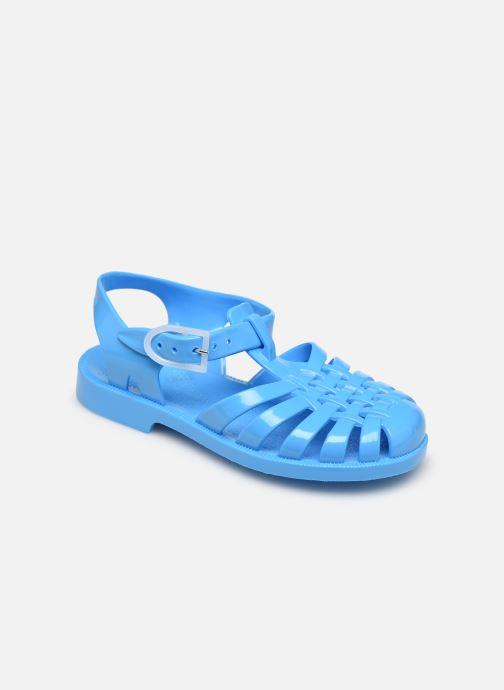 Sportssko Méduse Sun 201 Blå detaljeret billede af skoene